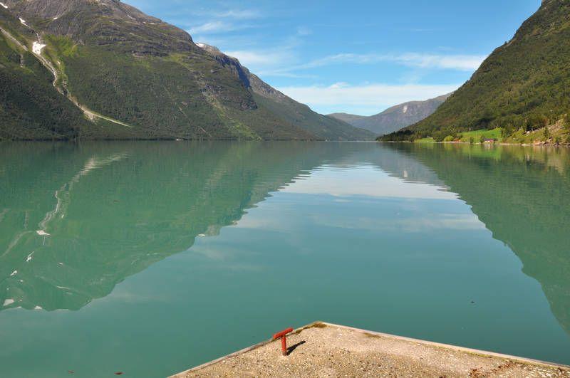 Stryn, Comté de Sogn og Fjordane, Norvège