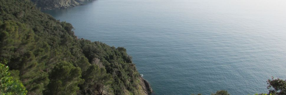 Playa de Vernazza, Vernazza, Liguria, Italia