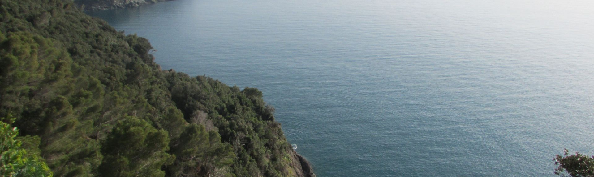 Strand von Vernazza, Vernazza, Ligurien, Italien