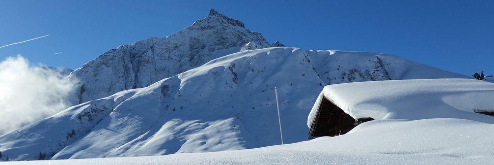 Riom-Parsonz, Surses, Graubünden, Schweiz