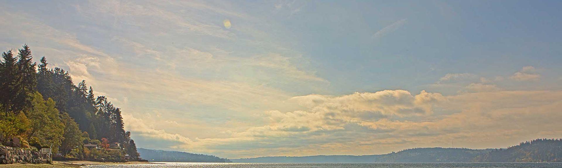 Foss Waterway Seaport, Tacoma, WA, USA