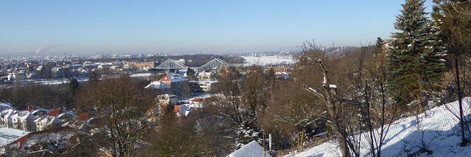 Loschwitz, Dresden, Sachsen, Deutschland
