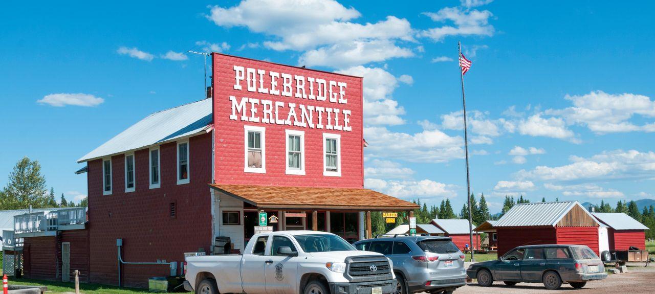 Polebridge, Montana, États-Unis d'Amérique