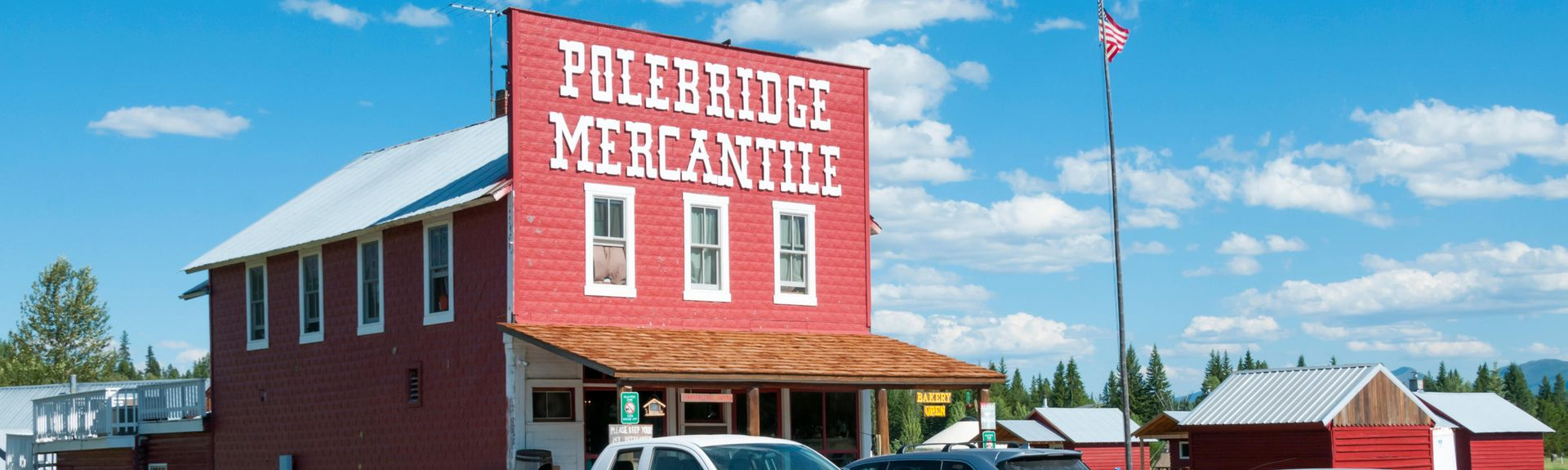Polebridge, MT, USA