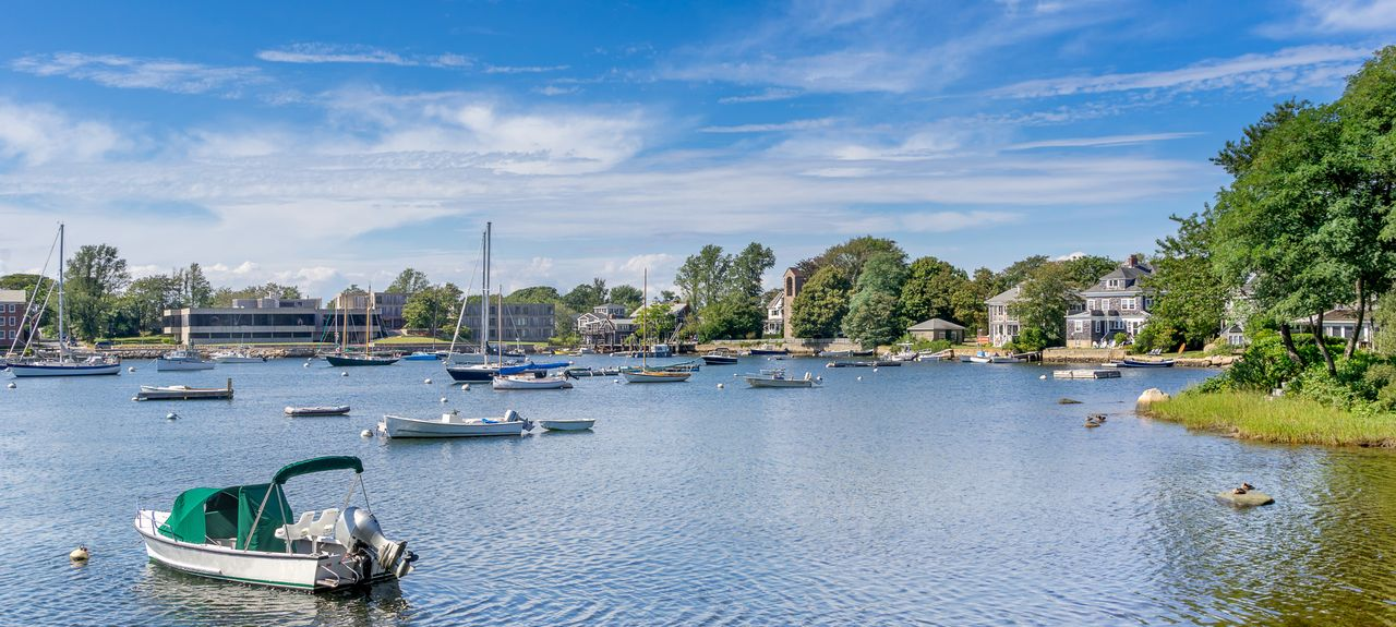Woods Hole, Falmouth, MA, USA