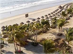 Playa Royale (Nuevo Vallarta, Nayarit, Mexique)