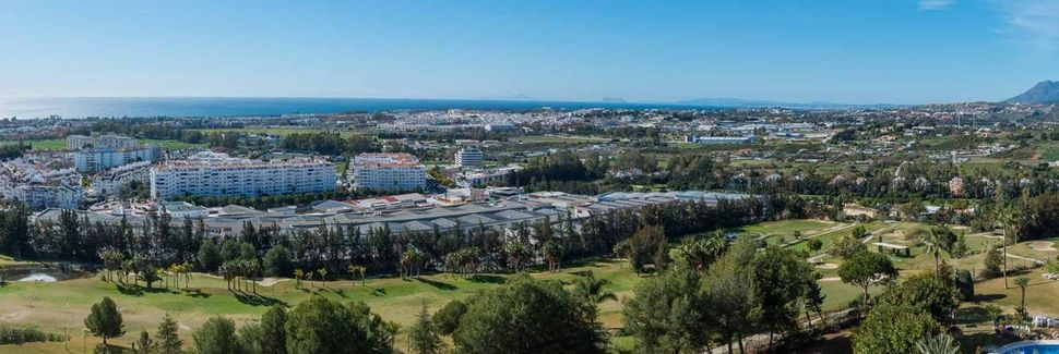 Golden Mile, Marbella, Andalusia, Spagna