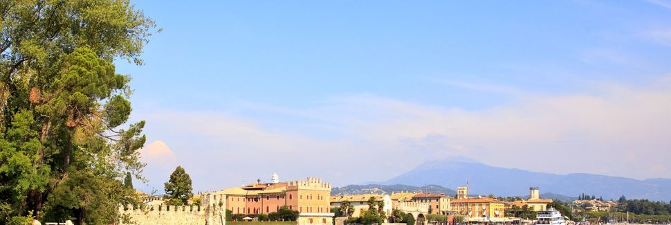 Monte Baldo, Malcesine, Venetien, Italien