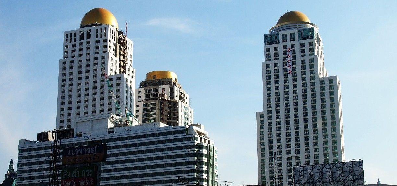 Silom, Bangkok, Bangkok (province), Thailand