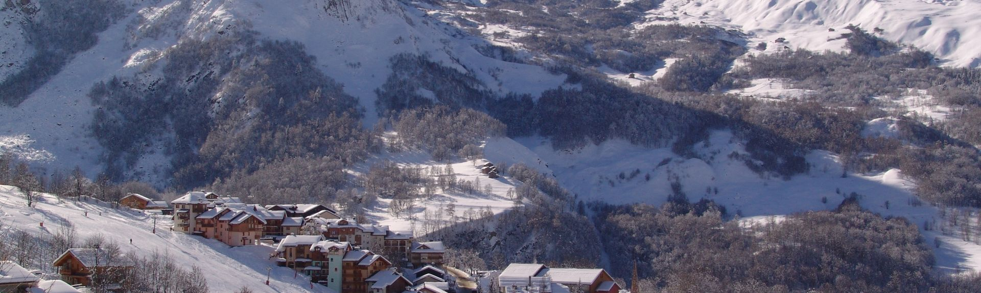 Saint-Martin-de-Belleville, Auvergne Rhône-Alpes, Francja
