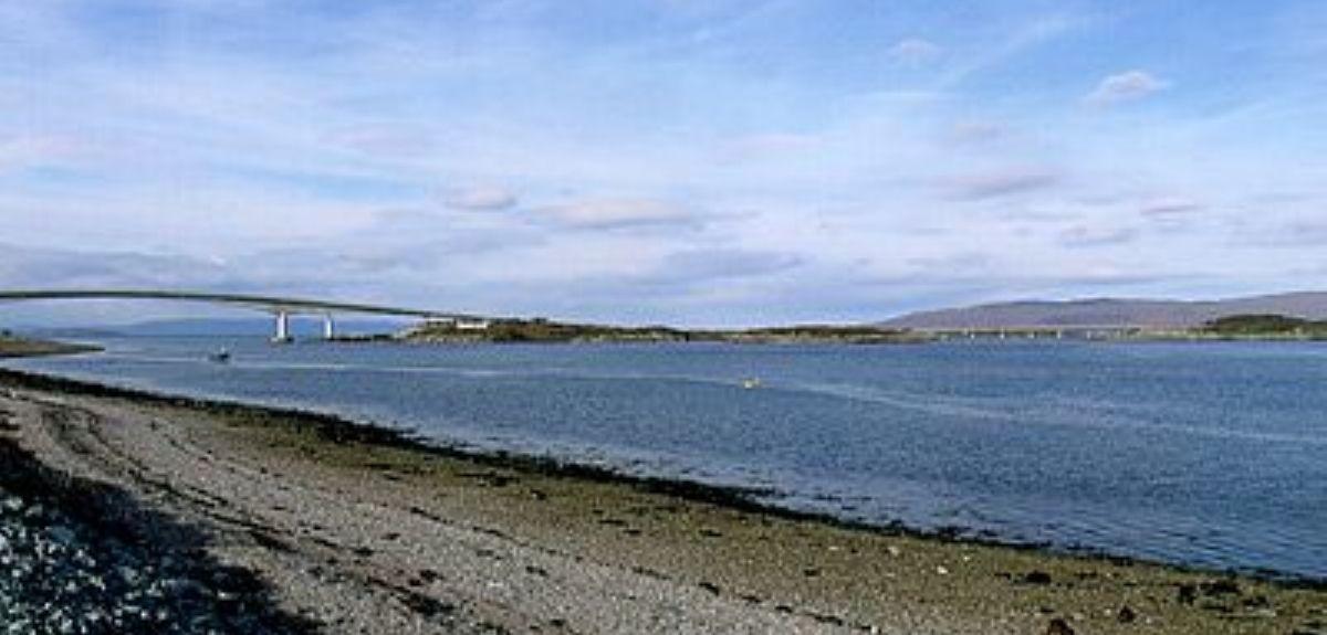 Breakish, Isle of Skye, Highland, UK