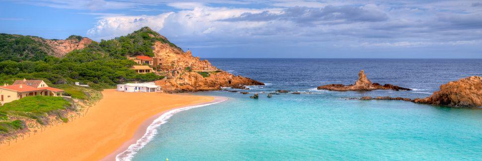 Es Migjorn Gran, Islas Baleares, España