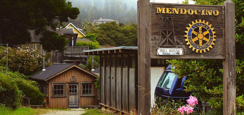 Mendocino Headlands State Park, Mendocino, CA, USA