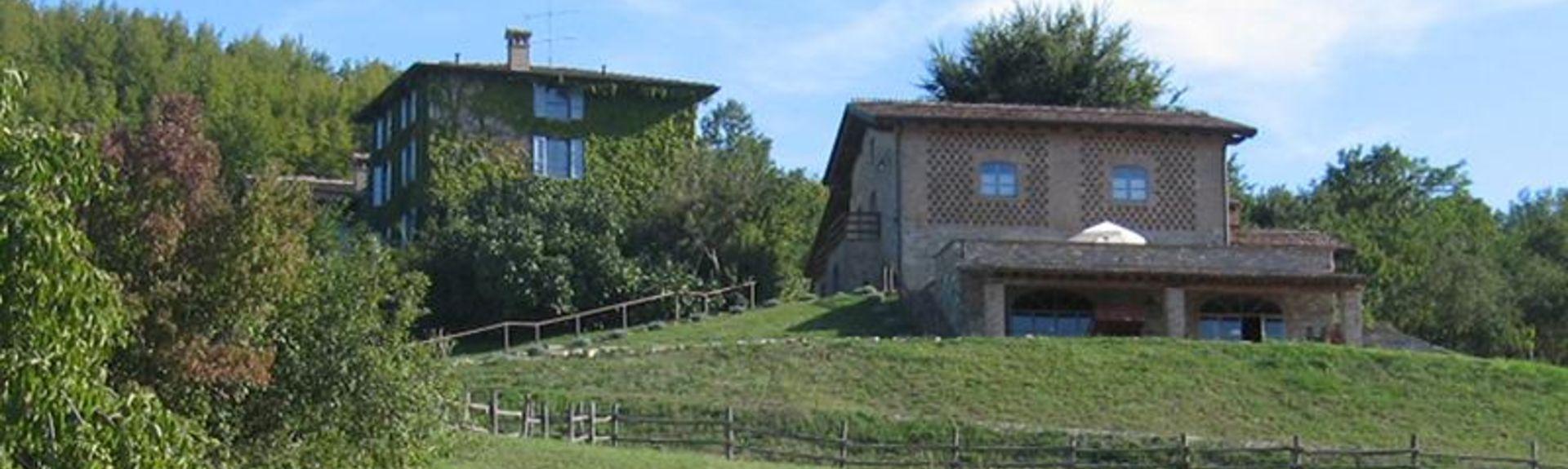Salsomaggiore Golfclub, Salsomaggiore Terme, Emilia-Romagna, Italië