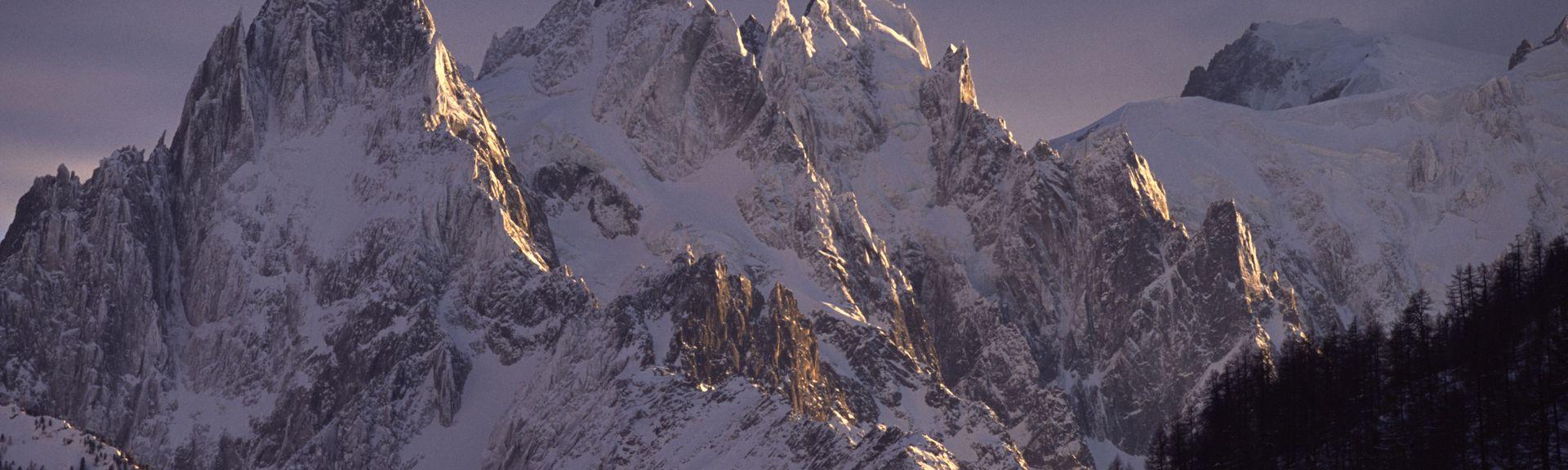 Skilift di Avoriaz, Morzine, Alvernia-Rodano-Alpi, Francia