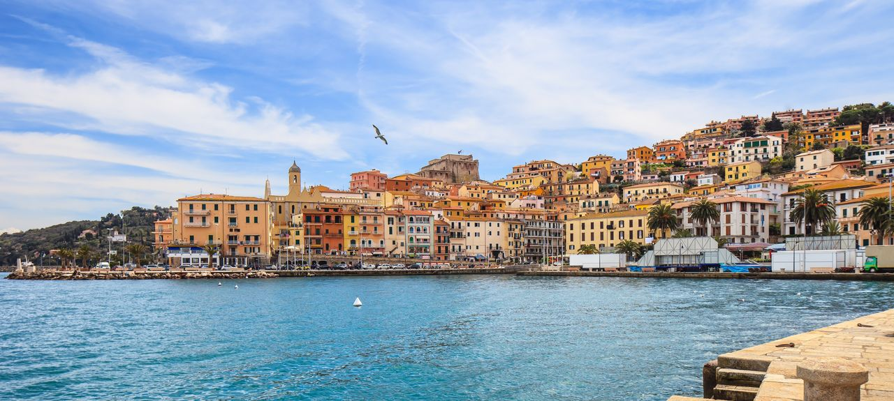 Porto Santo Stefano, Grosseto, Tuscany, Italy