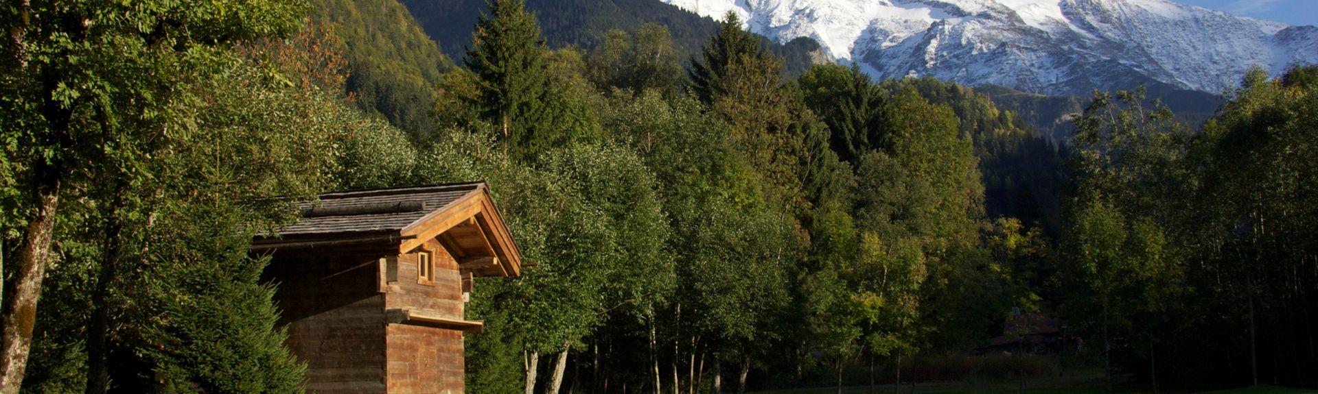 Courmayeur Forum Sport Center, Courmayeur, Valle d'Aosta, Italia