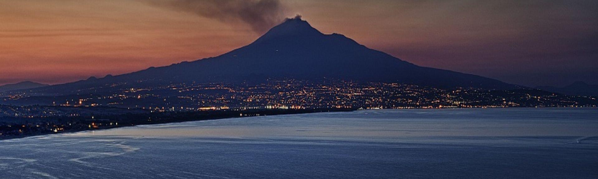 Praino, Catania, Sicily, Italy