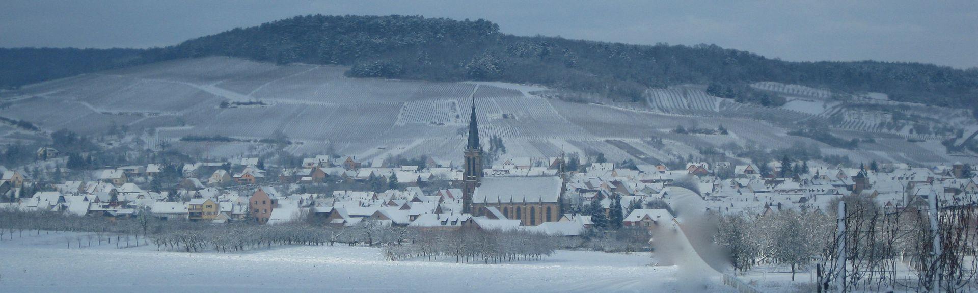 Schwenheim, Bas-Rhin, France