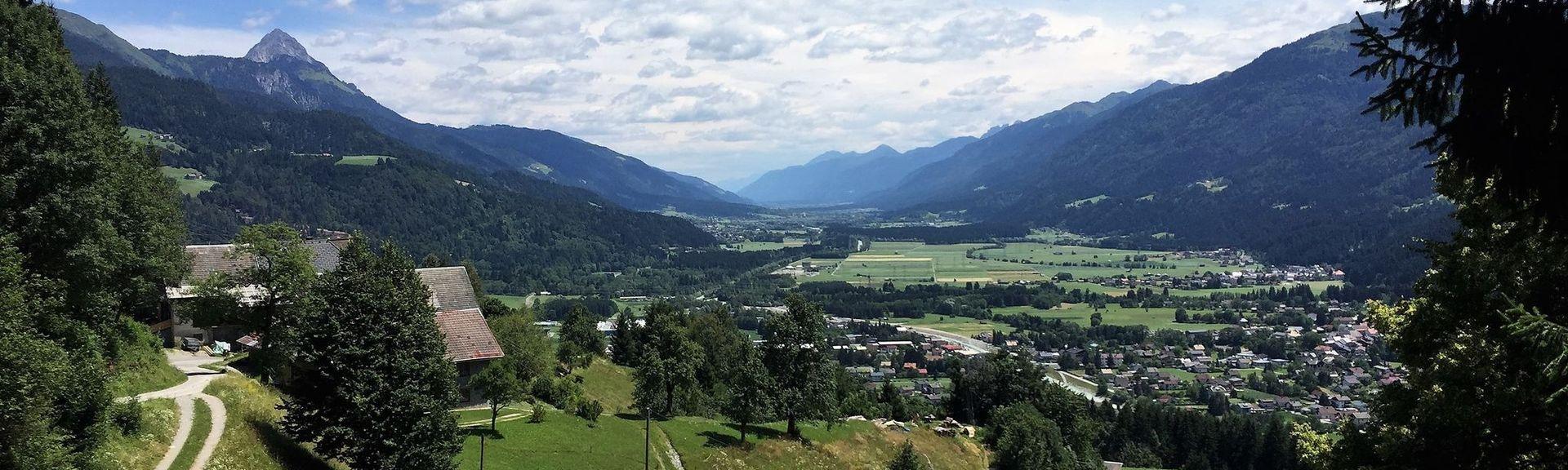 Kotschach-Mauthen, Carinthia, Austria