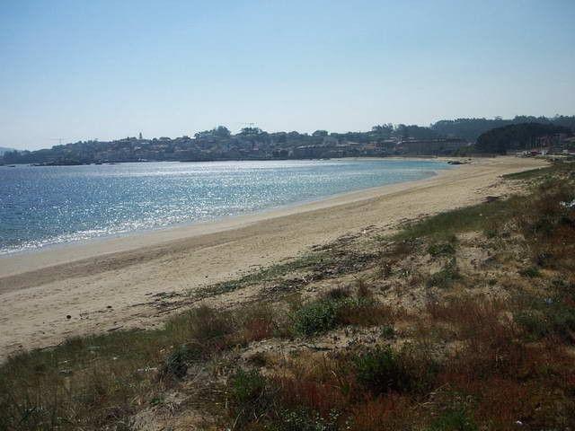 Porto do Son, Galicia, España