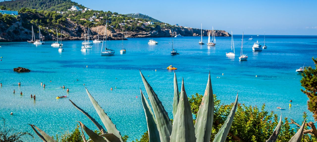 Ibiza Town, Ibiza, Balearic Islands, Spain
