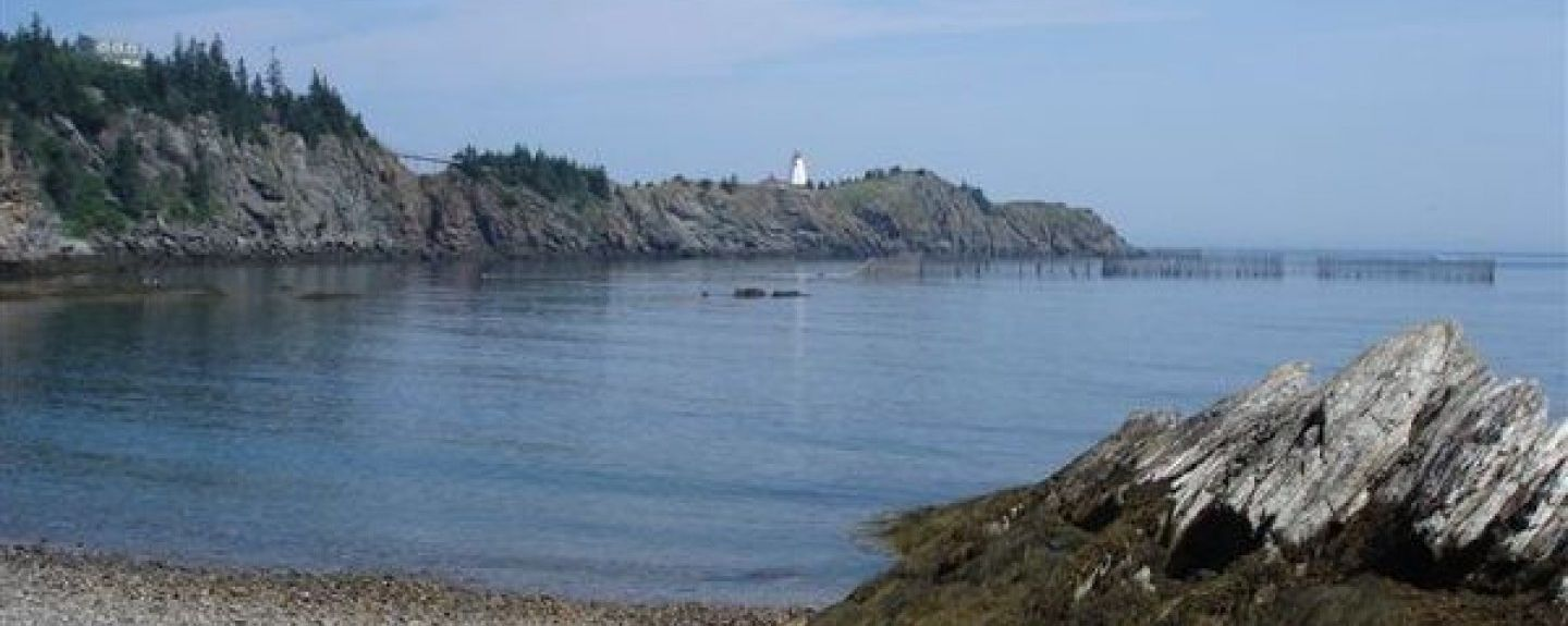 Head Harbour Lightstation, Wilsons Beach, New Brunswick, Canada