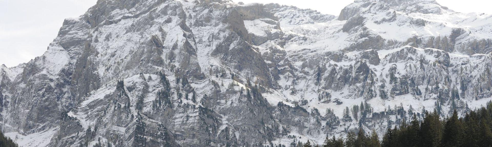Lens, Valais, Schweiz