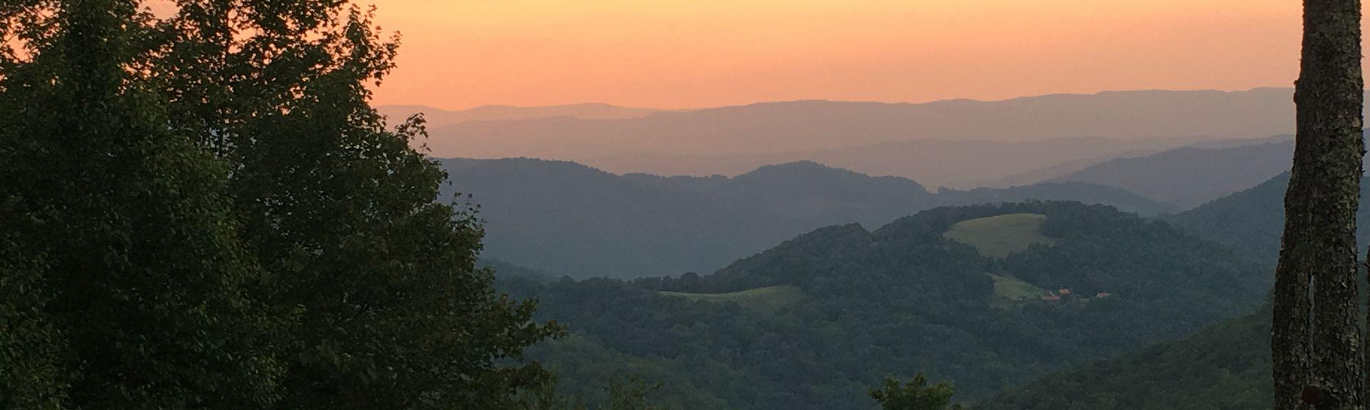Roan Mountain, Tennessee, États-Unis d'Amérique