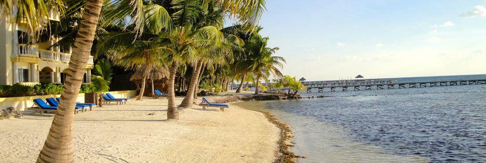 Ambergris Caye, Bélize, Belize
