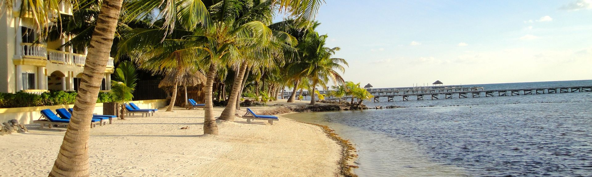 Cayo Ambergris, Distrito de Belize, Belize