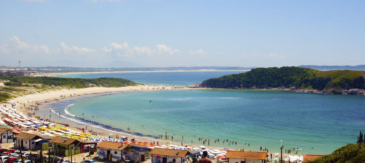 Cabo Frio, État de Rio de Janeiro, Brésil