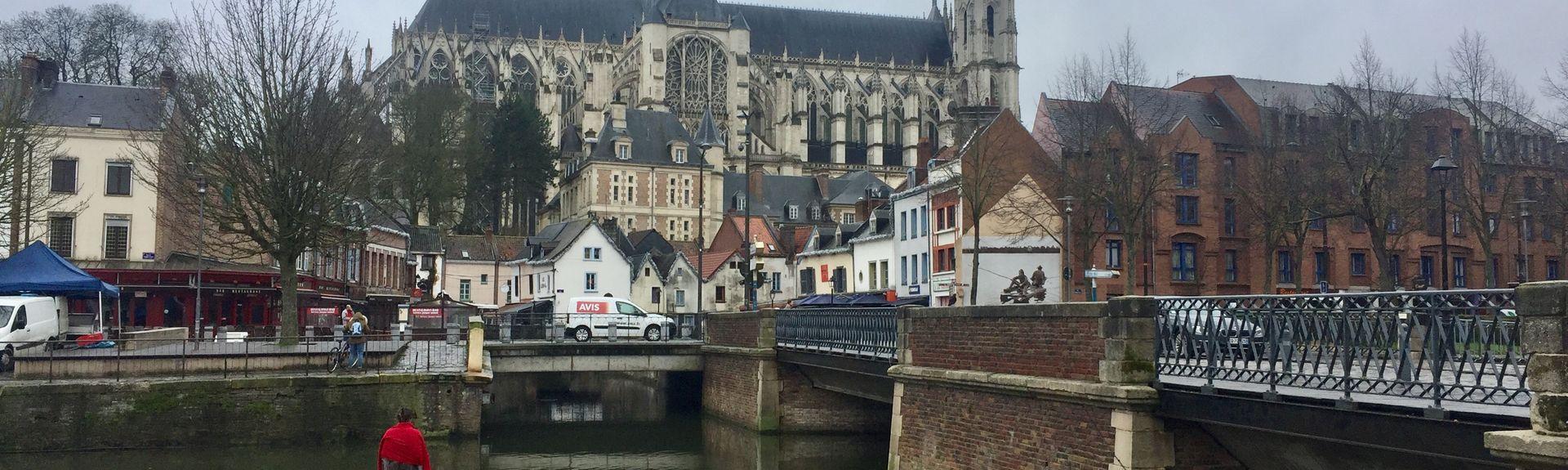 Αμιένη, Nord-Pas-de-Calais-Picardie, Γαλλία