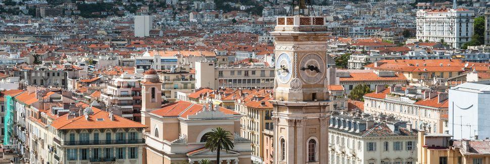 Vanhakaupunki, Nizza, Provence-Alpes-Côte d'Azur, Ranska