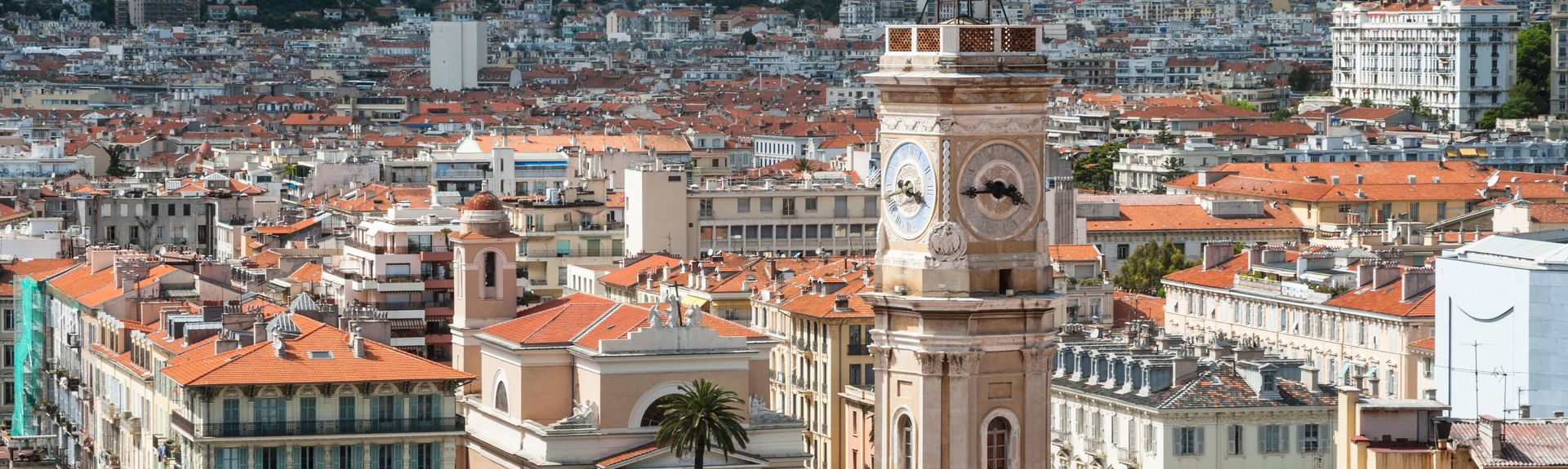 Old Town, Nice, Alpes-Maritimes, France
