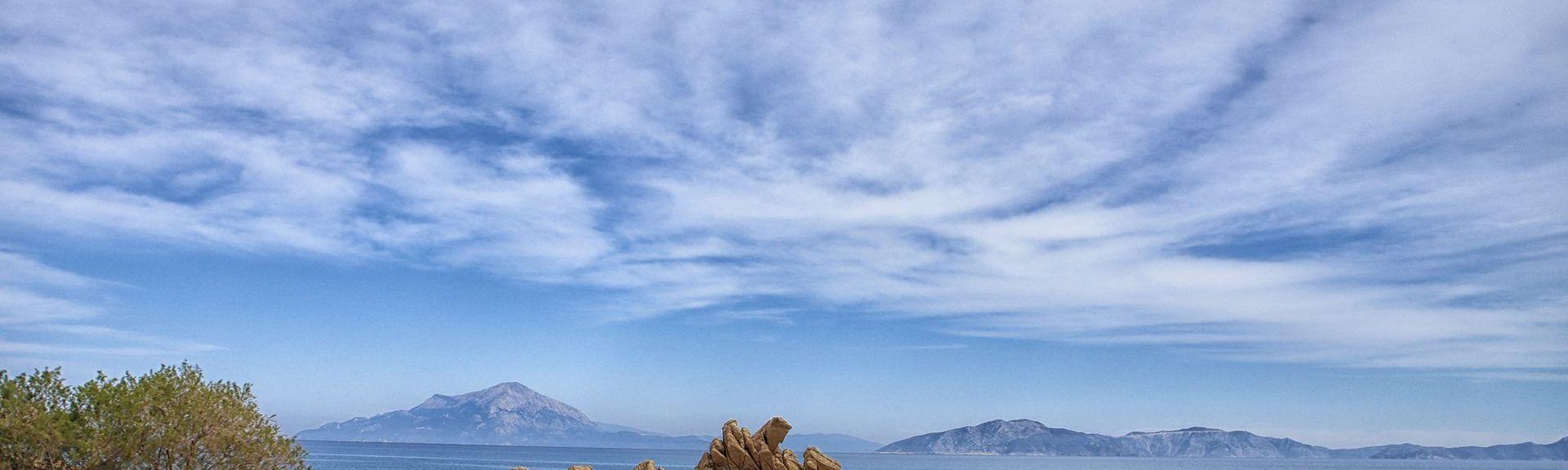 Agios Kirykos, Ikaria, Grèce