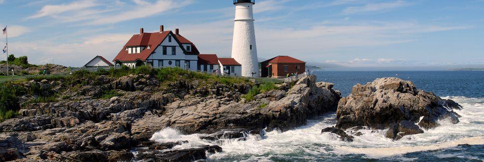 Cape Arundel, Kennebunkport, Maine, États-Unis d'Amérique
