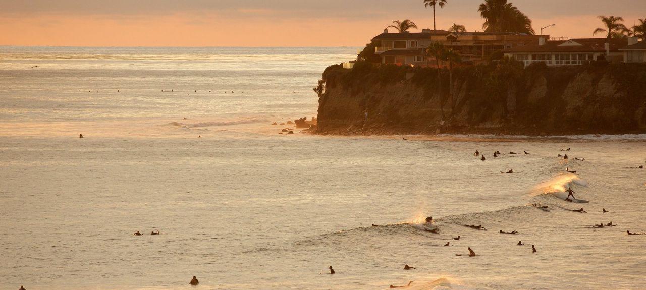 Ocean Beach, San Diego, CA, USA