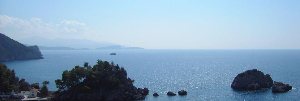 Sivota, Igumenitsa, Hellas