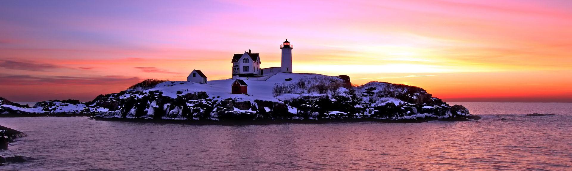 York, Maine, USA
