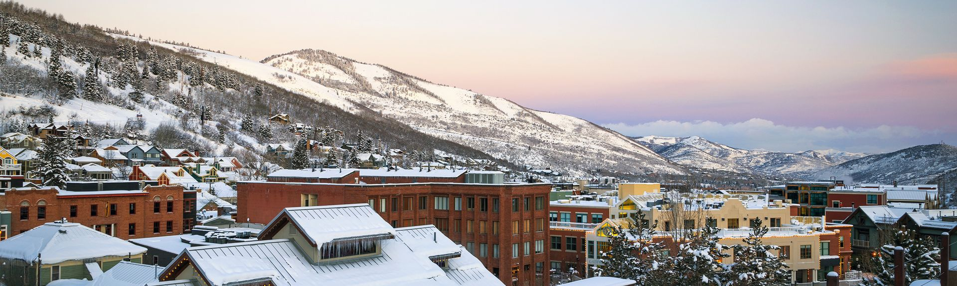 Park City Mountain Resort, Park City, Utah, États-Unis d'Amérique