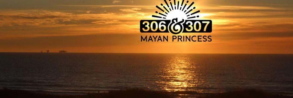 Mayan Princess, Port Aransas, TX, USA