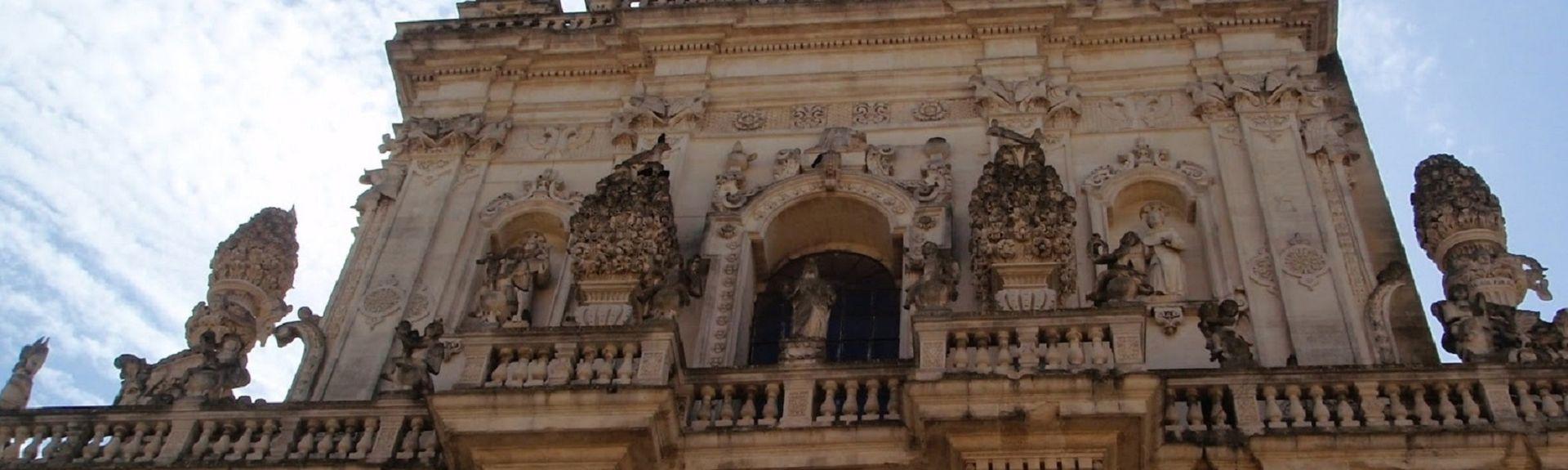 Tour de Chianca, Lecce, Pouilles, Italie
