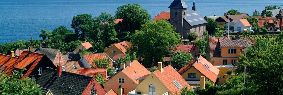 Gudhjem, Danmark