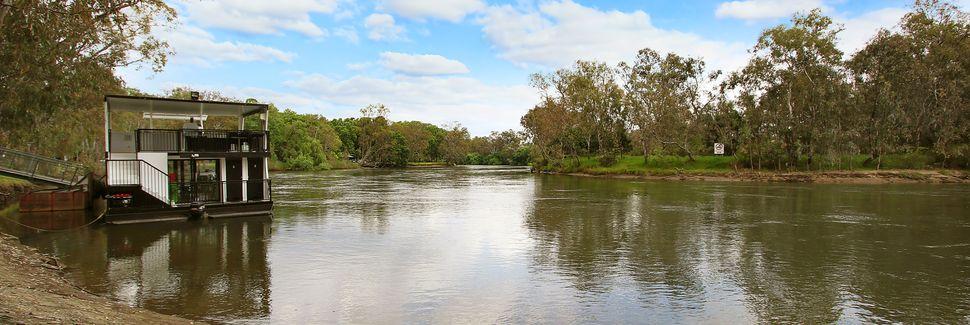 Albury Wodonga Golf Driving Range, West Wodonga, Victoria, Australië