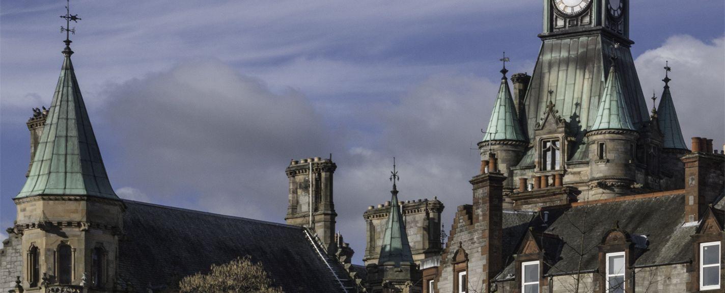 Culross, Escócia, Reino Unido