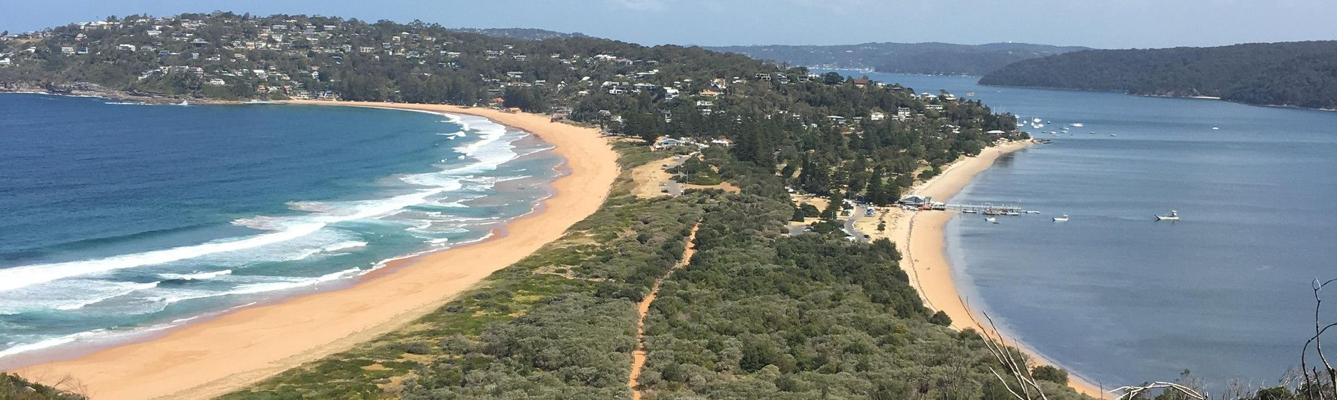 Lovett Bay, NSW, Australia