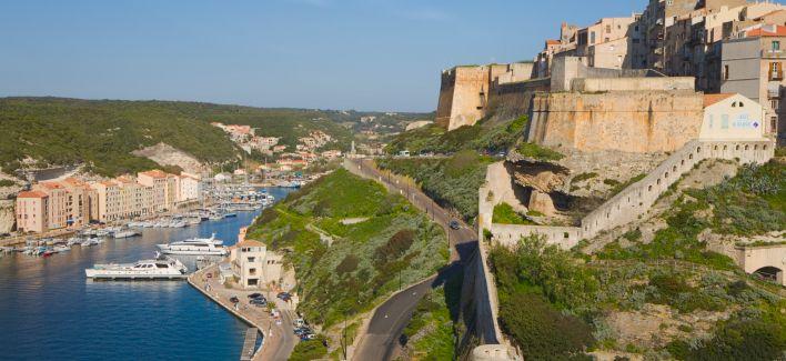 Bonifacio, Korsika, Ranska