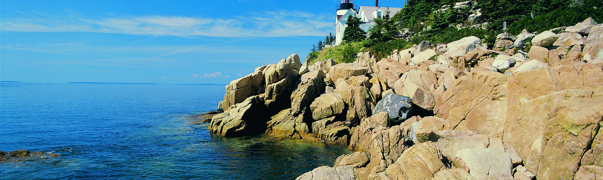 Bass Harbor, Tremont, ME, USA