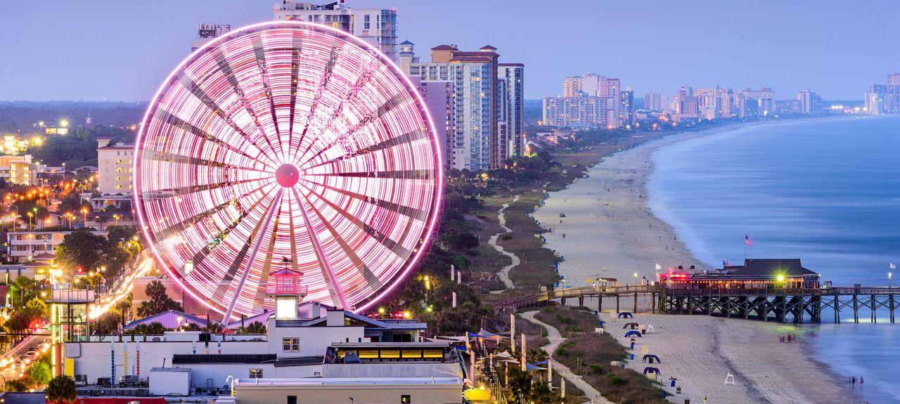 Time in myrtle beach sc